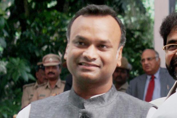 Karnataka IT Minister Priyank Kharge