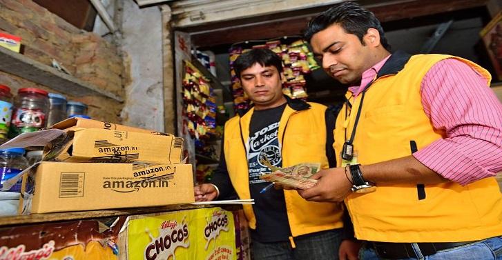 Amazon India Layoff