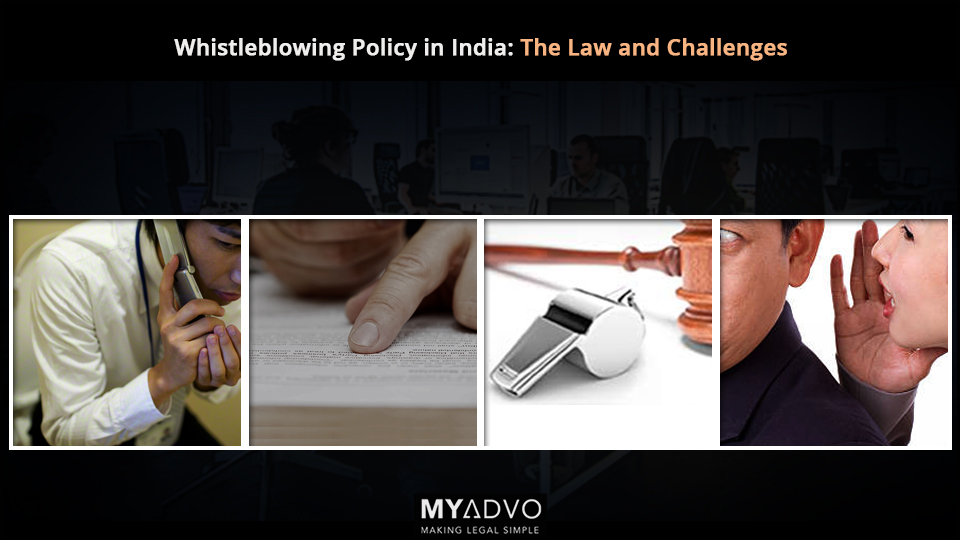 Whistleblowing Policy in India