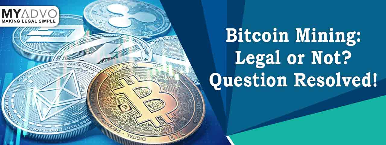 is crypto mining legal in india