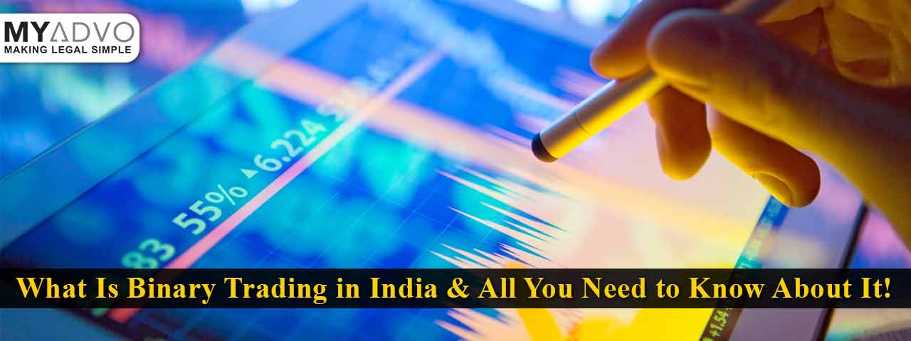 What is binary options in india