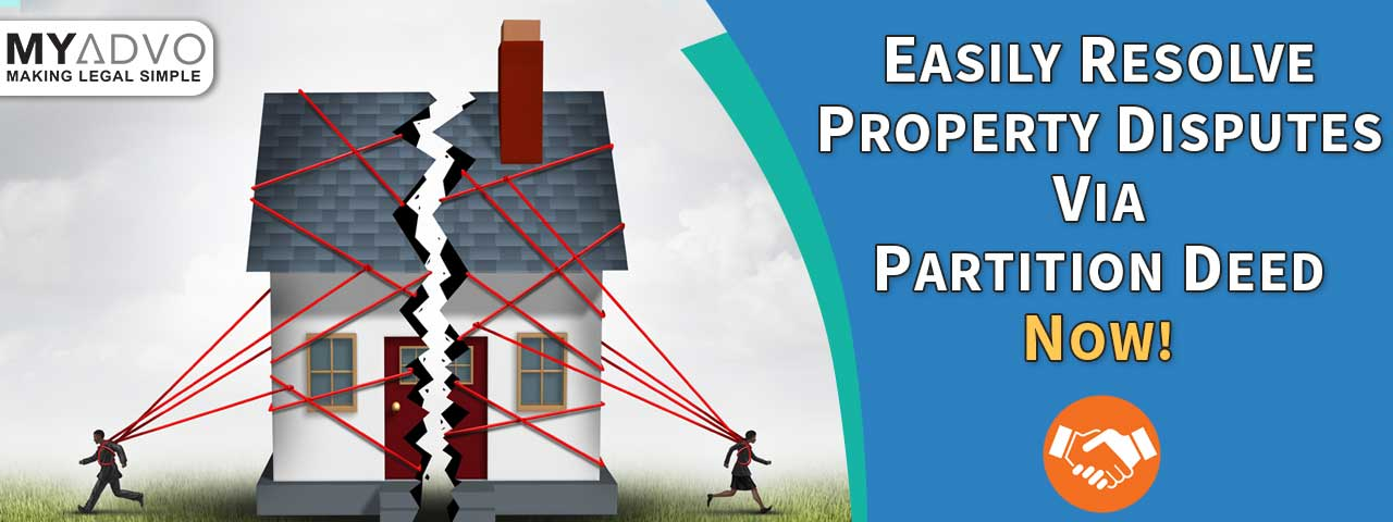 Family Property Partition in India
