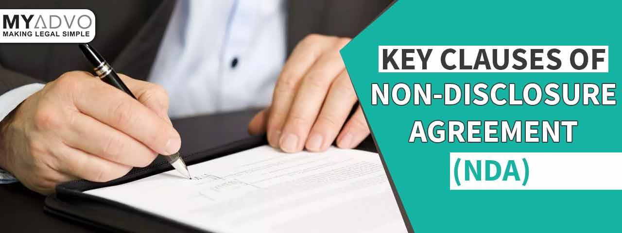 Get All Information On Nda Non Disclosure Agreement In India Here