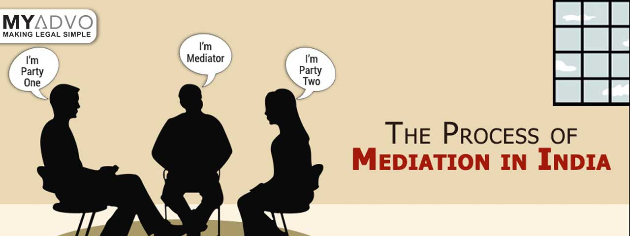 The Process of Mediation in India