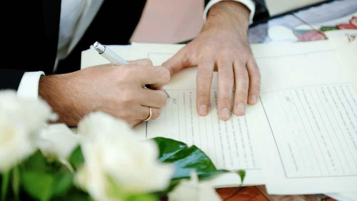 court marriage procedure in India