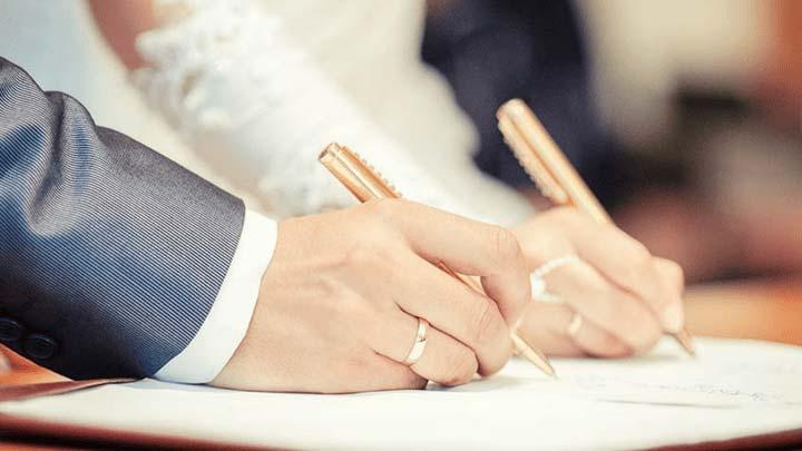 Hindu Court Marriage procedure in India