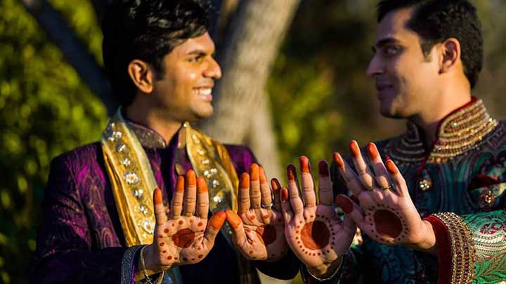 articles on gay marriage legal in India or not