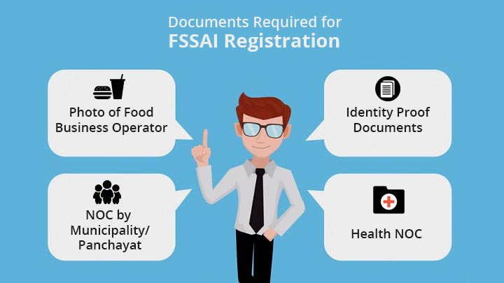 procedure for an FSSAI registration